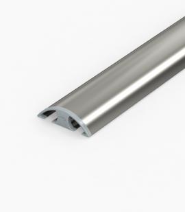Alufine Titanium Hochglanz Pipeline Design Kabelkanal